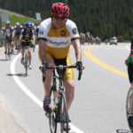 Cycling Colorado Gov. laffs it up with broken ribs