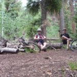 Sun Valley Mountain Biking, Day 2: Cow Crick the hard way, and what happened to Tecate?
