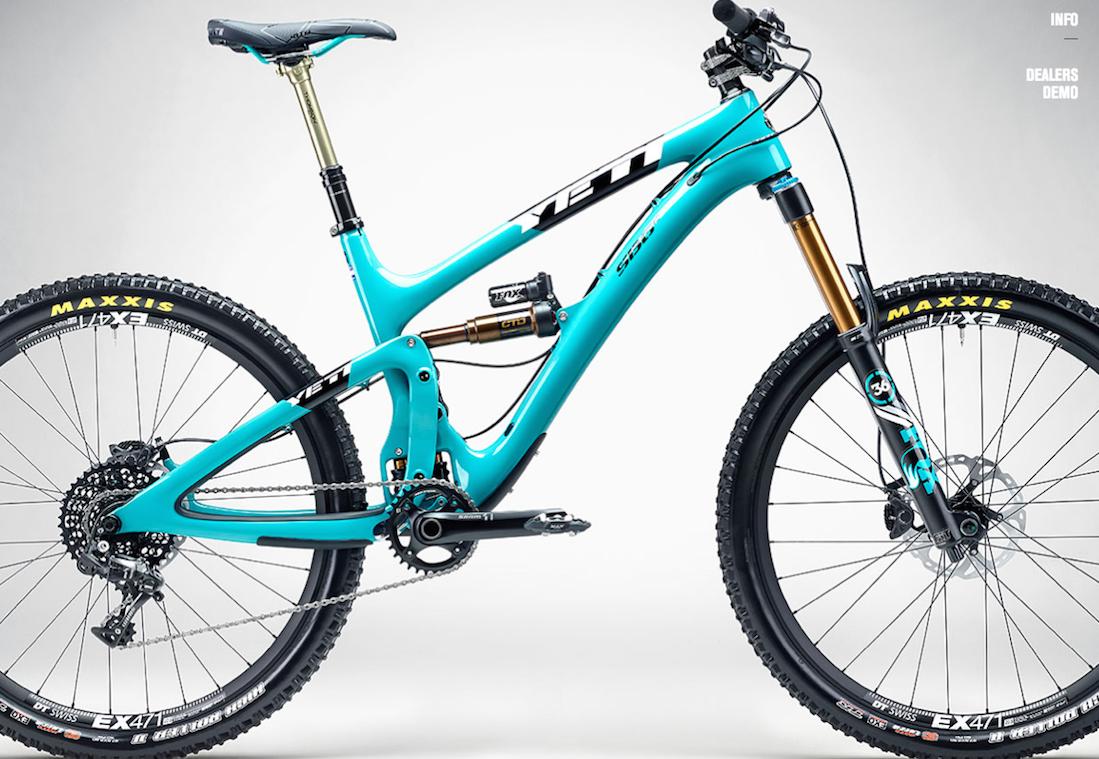 Uncategorized Bike Color mountain bikings aqua conspiracy bike intelligencer